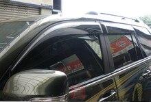 Для Toyota Prado FJ150 2014 2015 Окна Автомобиля Vent Тень Козырьки Дождь Гвардии 4 шт./компл. New!