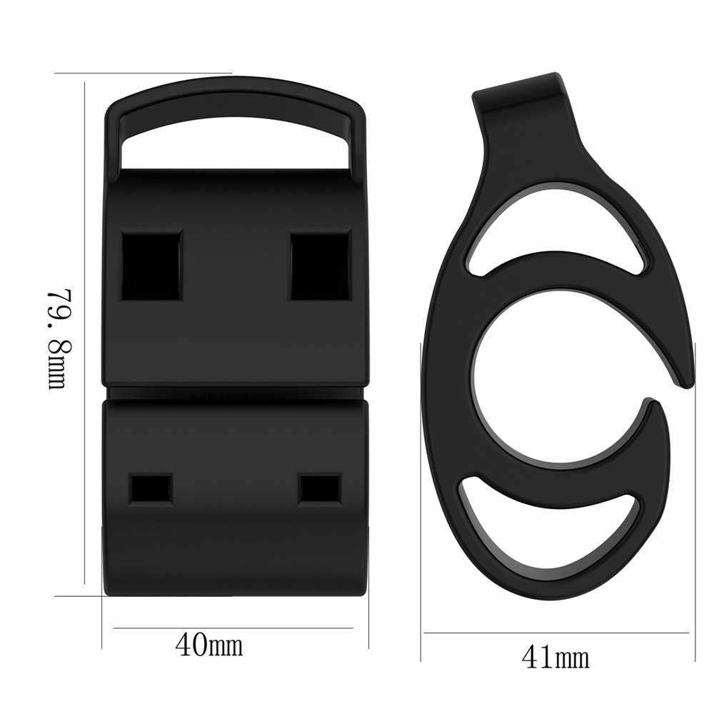 Kit de montaje para manillar de bicicleta para Garmin Forerunner 230 235, soporte Universal para reloj GPS, soporte para TomTom para relojes Suunto