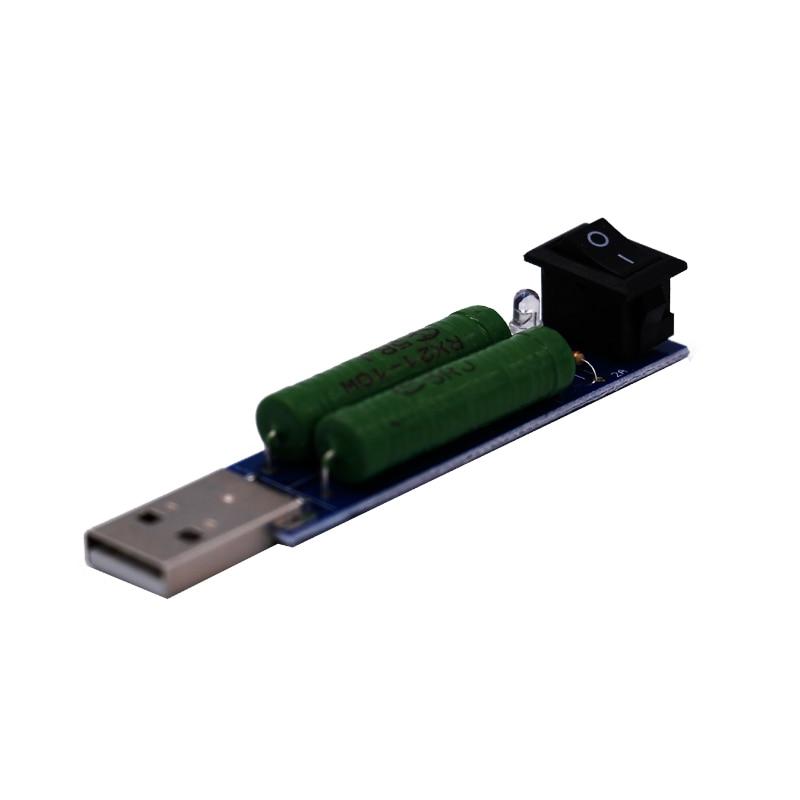 USB Load Resistance Výkonové rezistory Vybíjecí rozhraní - Měřicí přístroje - Fotografie 4