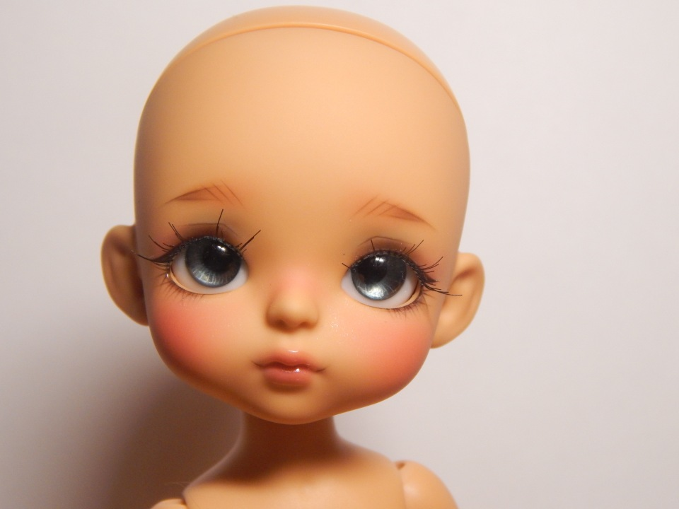 AoaoMeow bjd doll 1/8 berry цена
