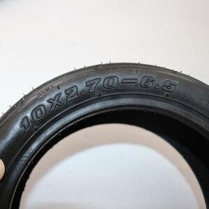 Бесплатная доставка бескамерные шины 10x2. 70-6,5 вакуумные шины подходят для электрических скутеров, сбалансированные 10 дюймовые вакуумные ши...