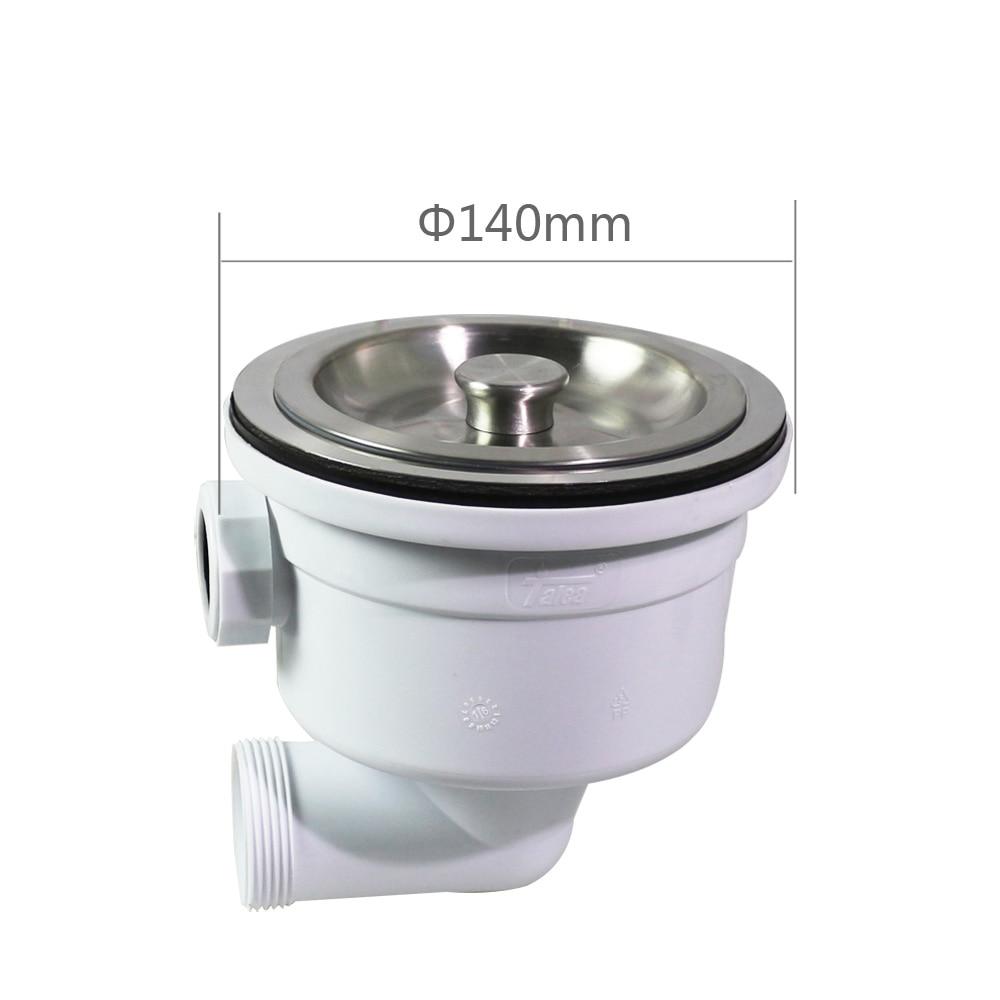 Kitchen Sink Drain Kit: Talea Sink Waste Kit Bathroom Strainer Trap Water Drain