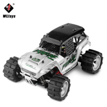 WLtoys Electric 1:18 RC Big Foot Car 4WD High Speed Off Road Racing Car 45KM/h Remote Control Radio Cars Toy