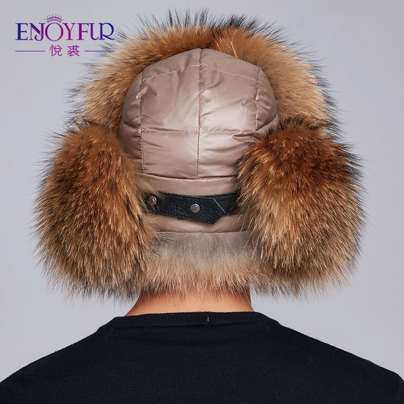 b420a898489 ... russian ushanka fur protect ear warm enough high quality bomber hat ·  image · additional image · additional image · additional image
