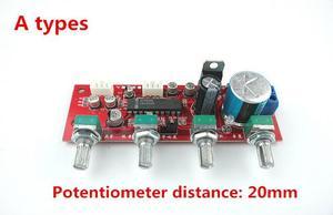 Image 2 - Tablica dźwiękowa LM1036 z regulacją głośności tonów wysokich przedwzmacniacz tablica dźwiękowa