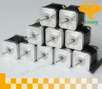 EU US free Ship 10pcs Nema 17 stepper motor 2.5A 68 oz.in 48MM 17HS8403N CNC for 3D printer    longs motor