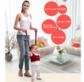 Exercise Safe Keeper Toddler Baby Care Learning Walking Harness Stick Sling Boy Girls Infant Walking Assistant Belt Wings
