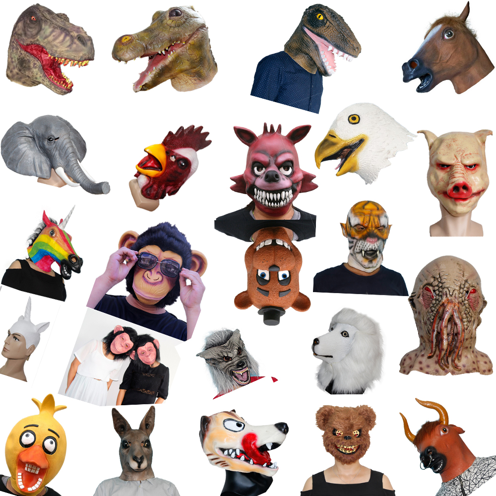 Online Buy Wholesale animal masks from China animal masks ...
