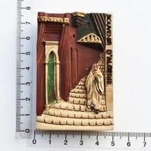 Algeria Folk Creative Travel сувенир магнитная наклейка на холодильник магнит