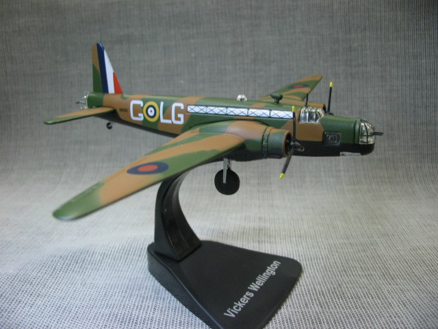Atlas 1 144 World War Ii Martin B 26 Marauder Er Model Alloy Aircraft