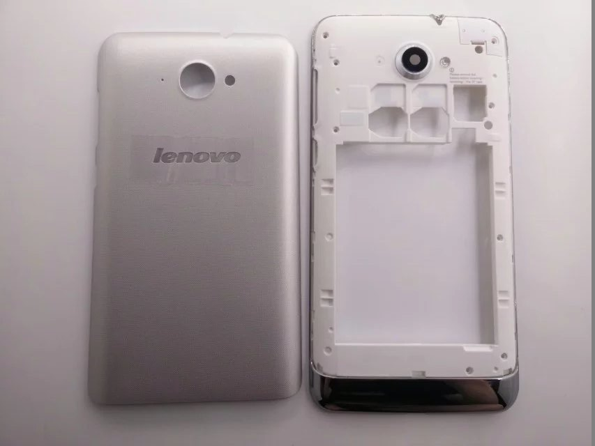 Original Middle Frame Battery Back Cover For Lenovo S930 6 Inch Housing Case Replacement Parts With