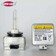 Cuidado de autos Nuevos 12 V 35 W D1S D1C Xenon HID Bombillas adaptador convertidor de base de Lámpara Del Coche faros 4300 K/5000 K 6000 K 8000 K 10000 K 12000 K