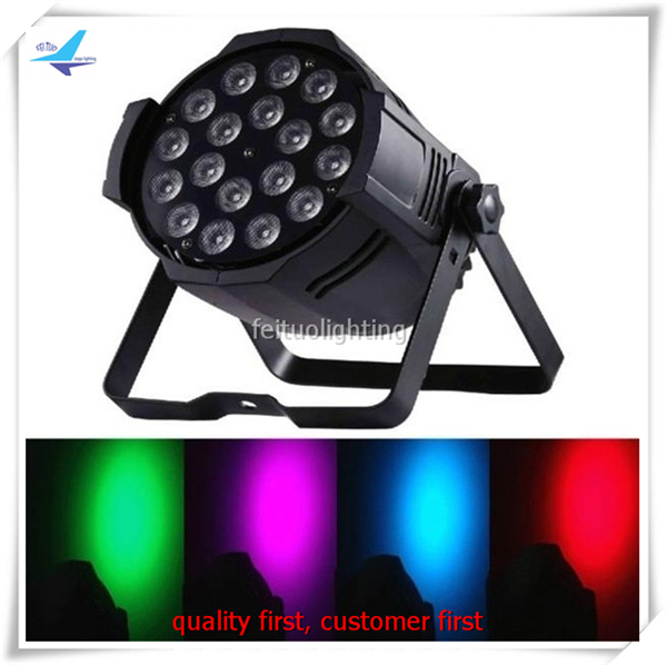 (6pcs/lot) disco lighting rgbw color mixing china led par can 18x10w par can light free shipping free shipping 16 lot dmx 18x10w rgbw led par can light for stage decoration