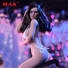 1/6 scale female sexy figure super flexible seamless with steel skeleton body head tan color 12 action figure collections tbleague ph 1 12 super flexible male seamless body for 1 12th scale action figure with stainless steel skeleton