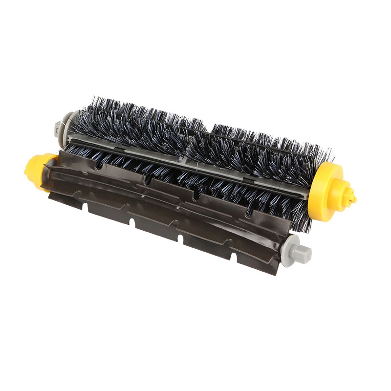 Flexible Beater Brush Bristle Brush For iRobot Roomba 500 600 700 Series 550 630 650 660 760 770 780 790 Vacuum Cleaner Parts 14pcs lot side brush bristle flexible beater brush hepa filter for irobot roomba 700 760 770 780 series vacuum cleaners parts