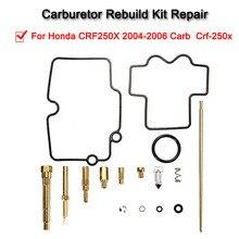 Карбюратор комплект для ремонта и восстановления для Honda CRF250X 2004-2006 Carb Crf-250x