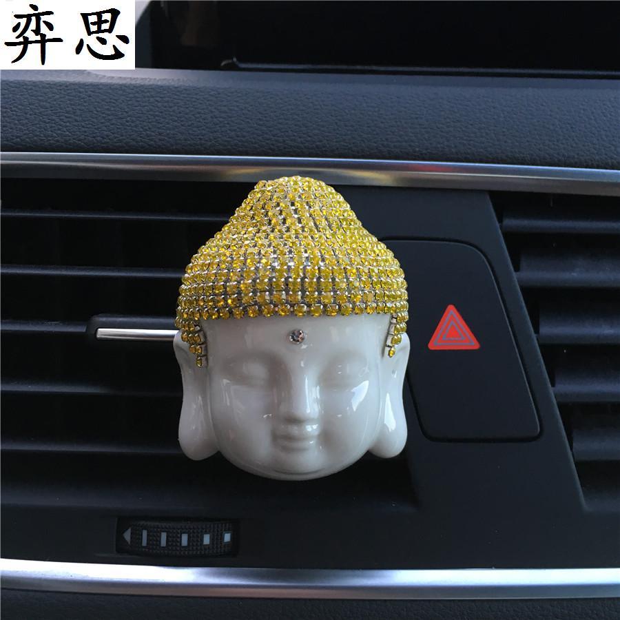 Nisa Shakya Mani mașină de aer condiționat de parfum clip Diamond - Accesorii interioare auto