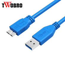 High quality 5m 17FT USB 3.0 Cable Male to Male/Micro usb3.0 Free shipping