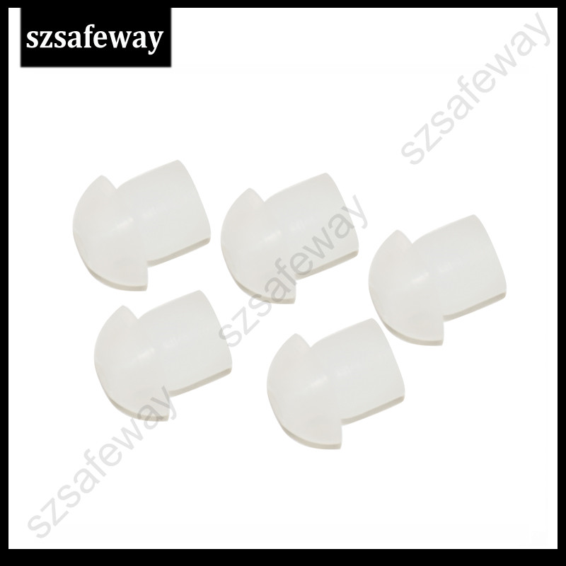 100pcs Replacement Silicone Earbud For Kenwood Two Way Radio Surveillance Kit Earpiece