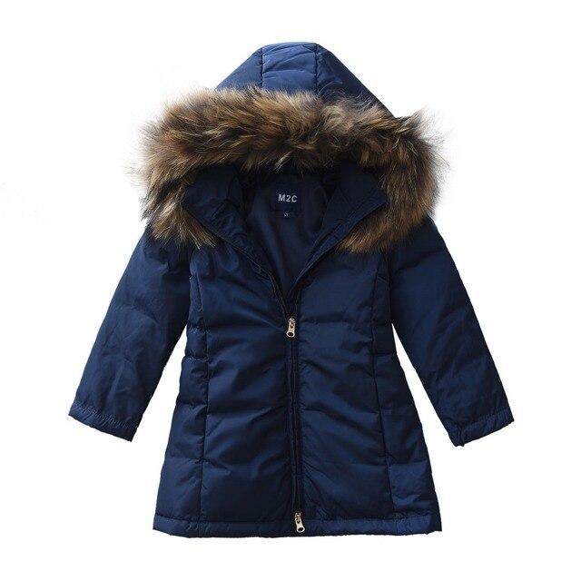 Пуховик для девочки девушка зимнее пальто с куртки девочки мальчики детские зимние куртки куртка стильный комфортабельный Последние стиль