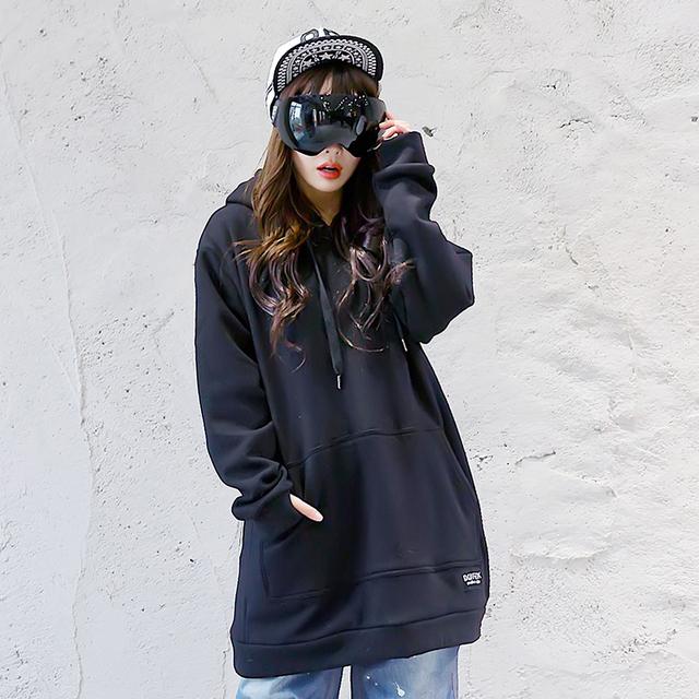 Doorek Professional Men Women Winter Ski Jacket Warm Waterproof Breathable Skiing Snowboard Softshell Hoodie-Mask Jacket