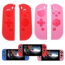 Силиконовый Гель Гвардии Протектора Случая Gamepad Защитный Чехол Для Nintendo Выключатель NS Игровой Консоли