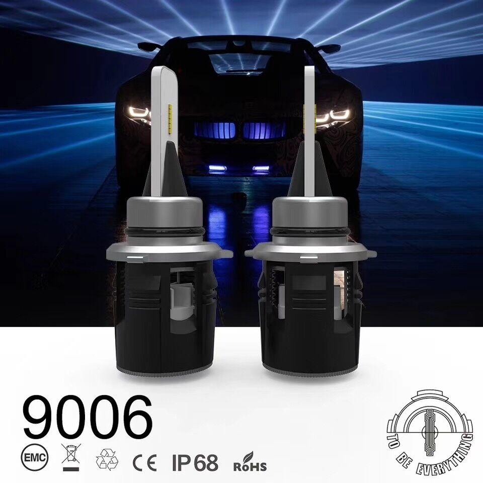 2Pcs FYSZ 9004 72W 16000LM LED Headlight Car Auto Vehicle Bulb Fog Lamp SUV Truck все цены