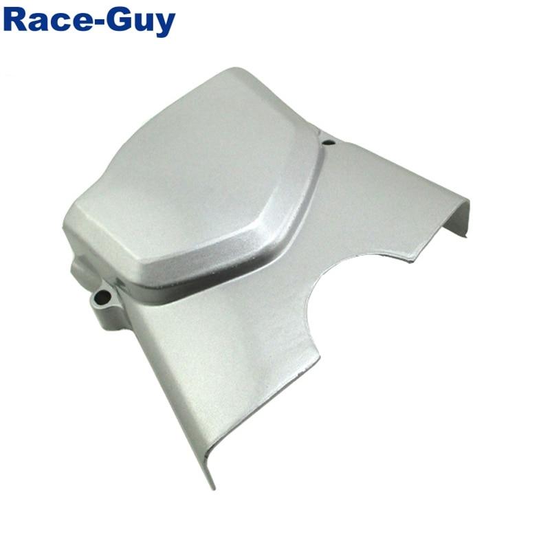 Right Side Engine Cover for 50cc 70cc 90cc 110cc 125cc ATV Dirt Bike Go Kart