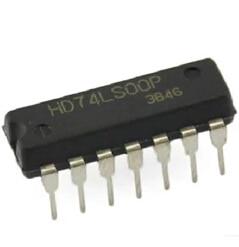 10PCS HD74LS00P DIP14 HD74LS00 DIP SN74LS00N 74LS00 new and original IC
