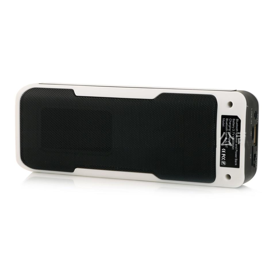 Zuczug Banco de potencia de altavoz Bluetooth portátil impermeable - Audio y video portátil - foto 3