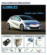 OGO Komplette HHO system G1800 P3 PWM CE & FCC MAF/KARTE bis zu Motor 1800CC