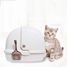 Pet Supplies Toilet Bedpan Anti-Splash Reusable Cat Clean Basin Training Easy dog Litter Box 30SP048