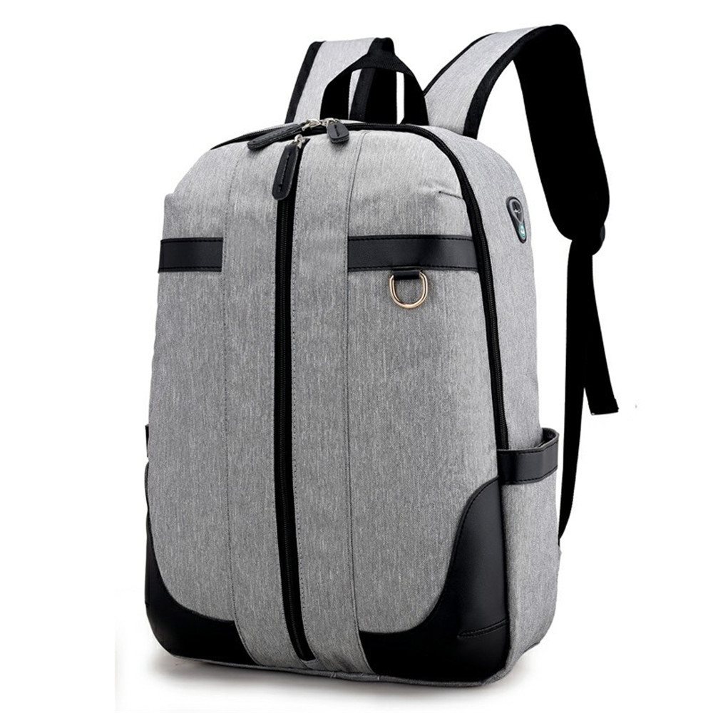 Men's Bags Business Men Backpack Hot Sale Novelty Laptop Daypack Tourism Travel 2019 Backpacks Boys Street Holiday Rucksacks Anti-thief Bag