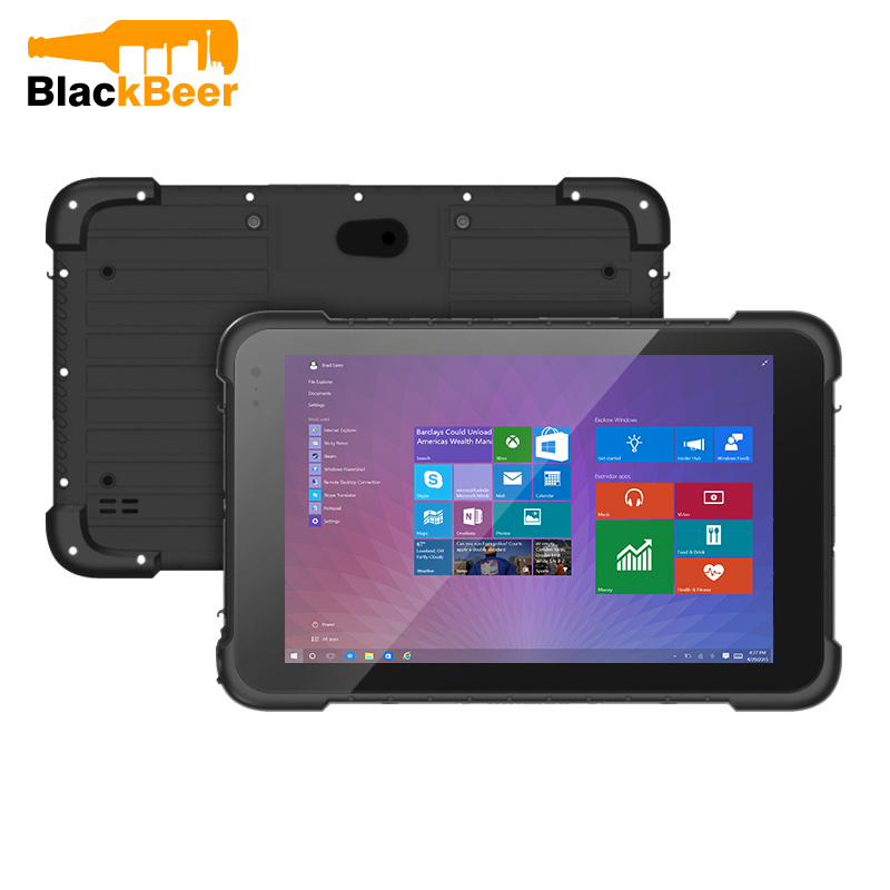 MOSTHINK W86 IP67 Waterproof Intel Baytrail-T Z3735F Quad Core 2GB + 32G NFC 8500mAh Windows 10 Tablet 8 PC 3G Smartphone phone image