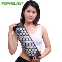 Pop Relax Koea Health Care Natural Jade Stone Pillow Cervical Waist Traction Body Pain Relief Physical Therapy Neck Relax Pillow