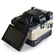 Tumtec FST-16H FTTx optical fiber fusion splicer single core machine