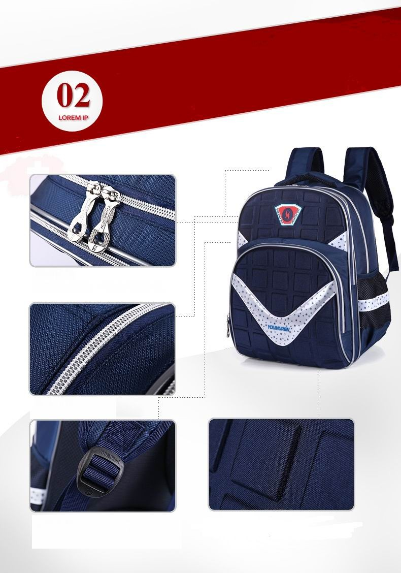 горячий новый 2018 полиэстер школьная сумка хорошее качество ортопедических детей школьные сумки и дети рюкзак 1-3 классов -4-6