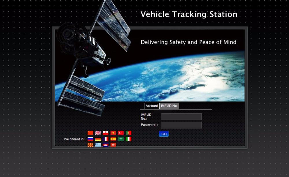 TK web tracking