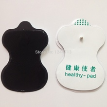 X-Electrode-Pads Massager Therapy-Machine Acupuncture/digital Backlight for Wholesale--100pcs