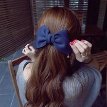 Cloth Bows Hair Clips