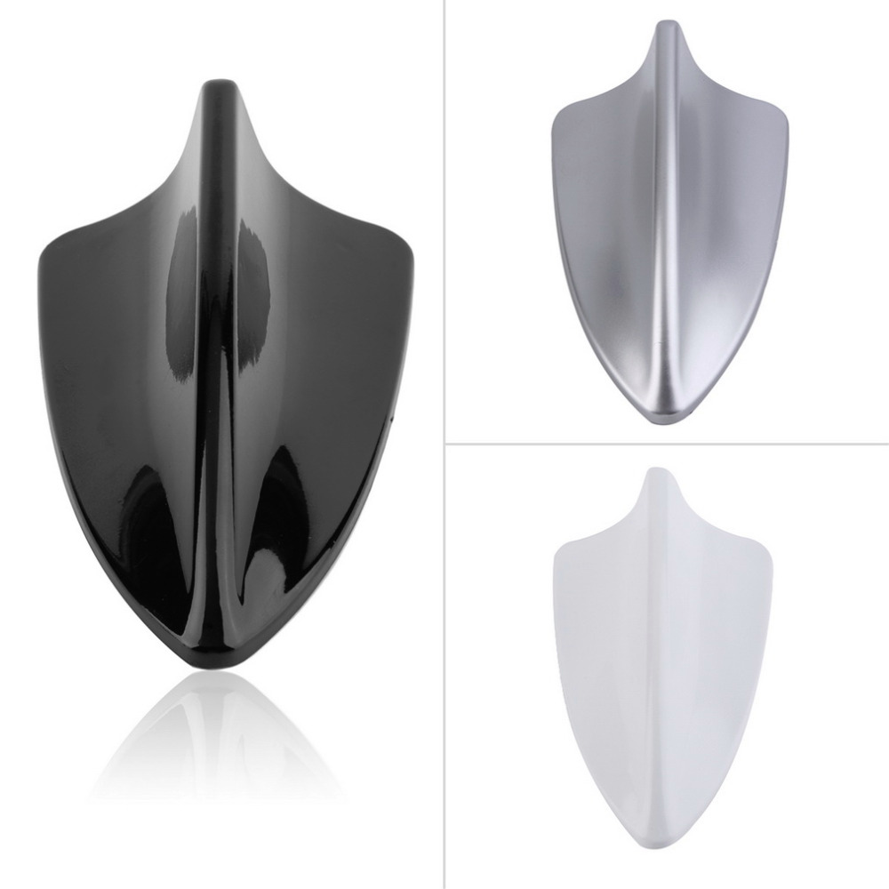 Nieuwe Waterdichte Auto Auto Waterproof Car Auto Shark Fin Shape Antenna Antistatic Dummy Aerial Roof Hot Sale