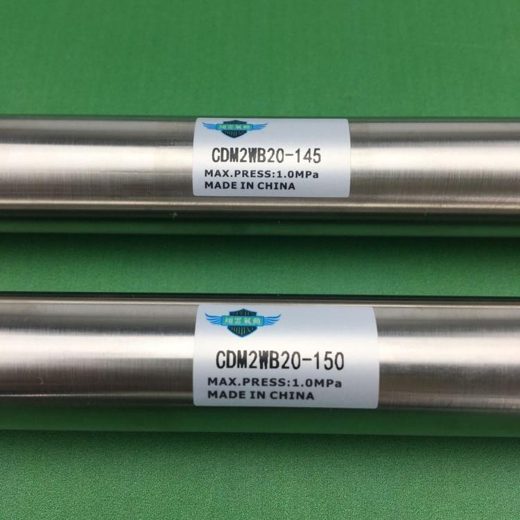 все цены на CDM2WB40-75A Stainless steel mini cylinder pneumatic air tools air cylinder Stainless steel cylinders онлайн