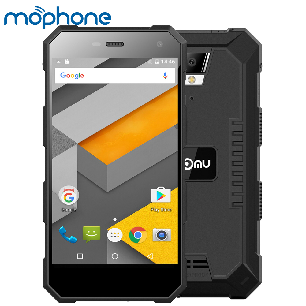 Phone Waterproof Phones Android online buy wholesale waterproof android phone from china nomu s10 ip68 smartphone 4g dustproof shockproof 6 0 quad core mtk6737 5 ips