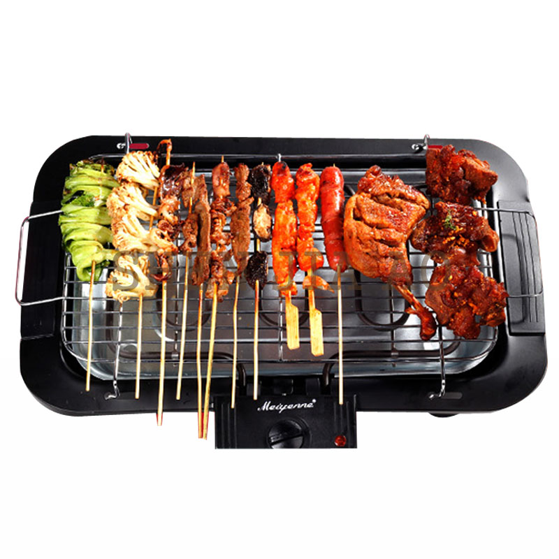 2000W Heating Barbecue Carbon free JBQ-01A