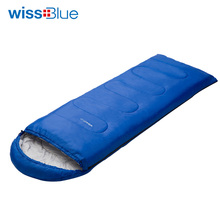 WissBlue Fast Inflatable Lazy bag Sleeping Bags Camping Portable Air Folding Bag Sofa Beach Bed Air Hammock Terylene Banana Sofa(China)