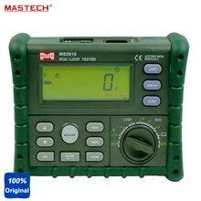 Wholesale Circuit Breaker RCD Loop Tester Meter Trip-out Time & Current Voltage Frequency Loop Resistance Measurement USB MS5910
