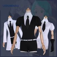 New Anime Houseki No Kuni Phosphophyllite Cosplay Uniform Land Of The Lustrous Bort Diamond Costumes Jumpsuits