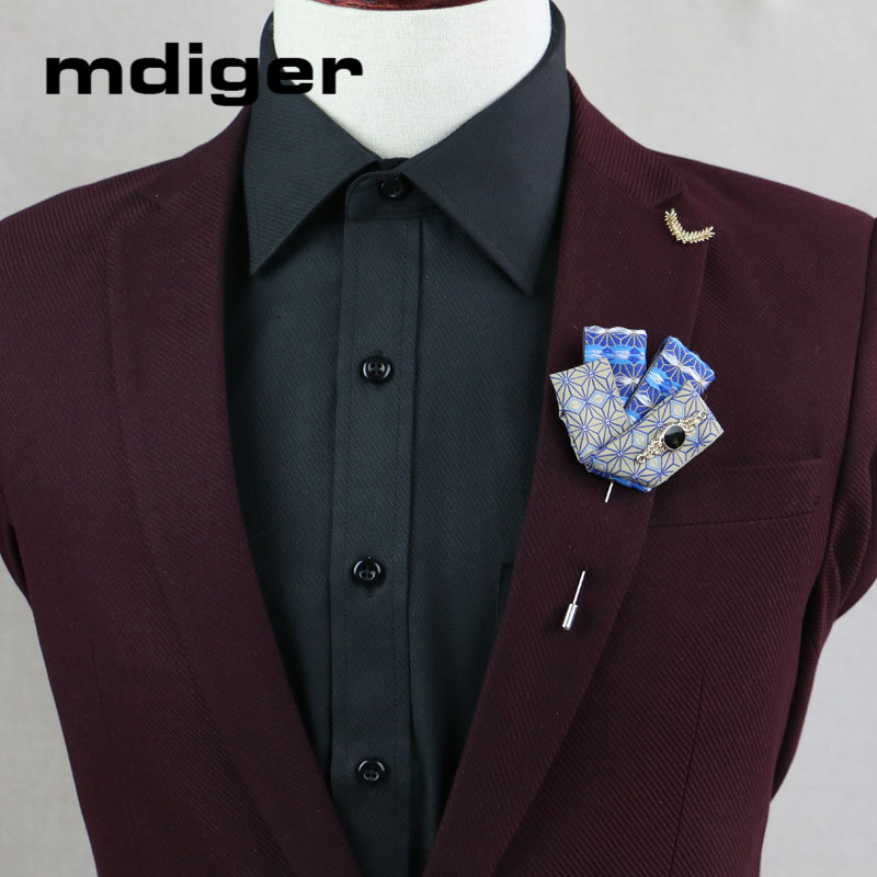 Mdiger New Brand Rhinestone Brooch Multi-Color Flower Brooches Leaf Lapel Pins Collar Pin Suits Wedding Jewelry 10 PCS/LOT цена