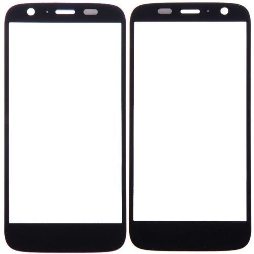 High Quality New Front Outer Glass Lens Screen Replacement For Motorola Moto G XT1032 XT1036 free shipping