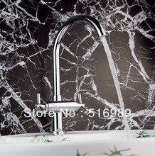 Префект Двойные Ручки ванной бассейна раковина смеситель хром поворотный Кран Бассейна Z208 tree327